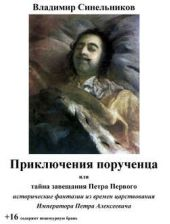 Приключения порученца, или Тайна завещания Петра Великого